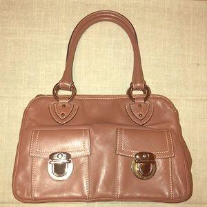 Marc Jacobs Pocket Shoulder Satchel Purse Bag